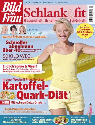 BILD der FRAU Schlank & Fit NR.03 2015