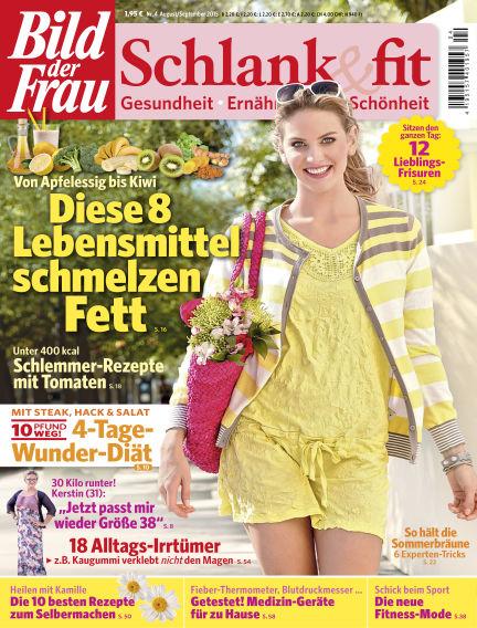 BILD der FRAU Schlank & Fit July 31, 2015 00:00