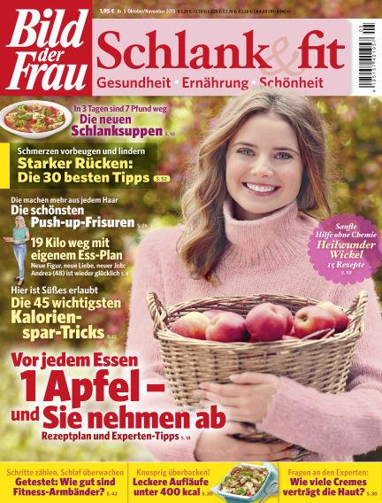 BILD der FRAU Schlank & Fit October 02, 2015 00:00