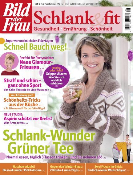 BILD der FRAU Schlank & Fit November 27, 2015 00:00