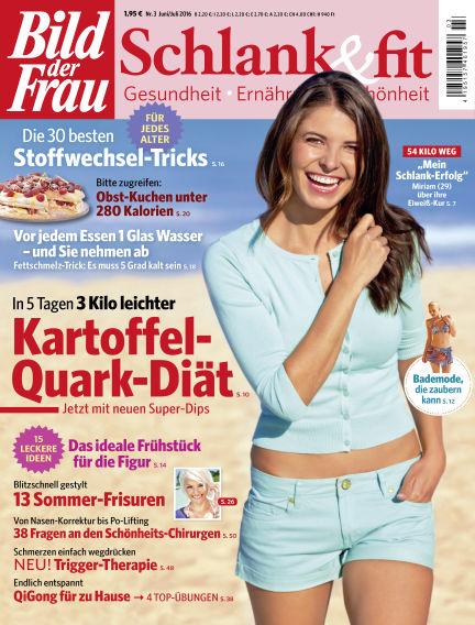 BILD der FRAU Schlank & Fit June 03, 2016 00:00