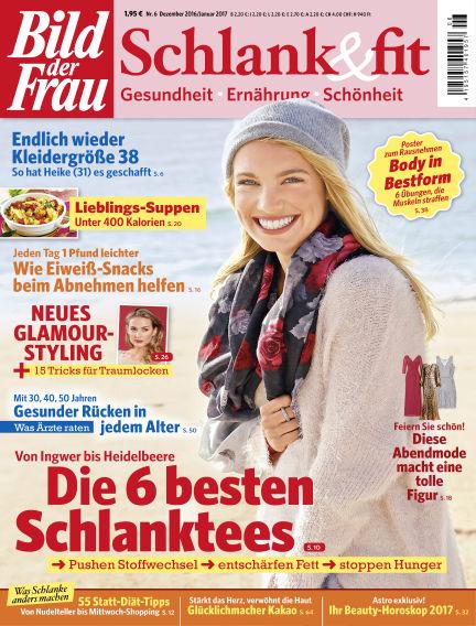 BILD der FRAU Schlank & Fit December 02, 2016 00:00