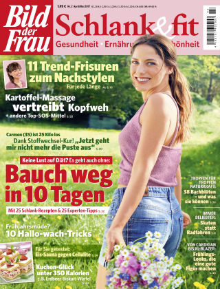 BILD der FRAU Schlank & Fit NR. 02 2017