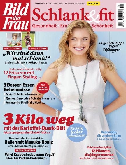 BILD der FRAU Schlank & Fit May 19, 2017 00:00