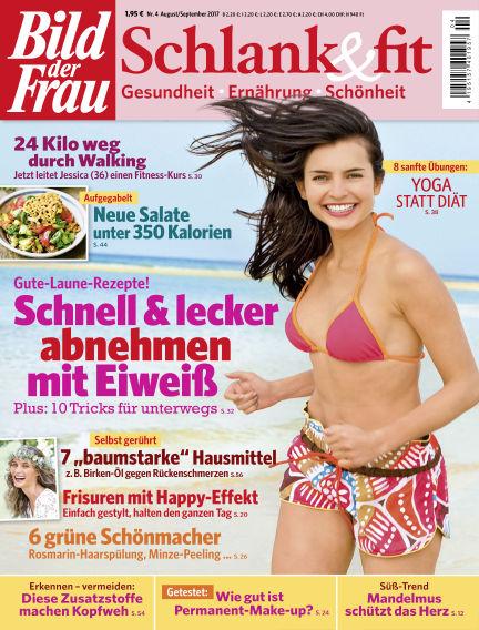 BILD der FRAU Schlank & Fit July 28, 2017 00:00