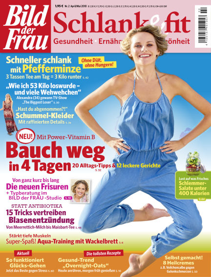 BILD der FRAU Schlank & Fit March 23, 2018 00:00