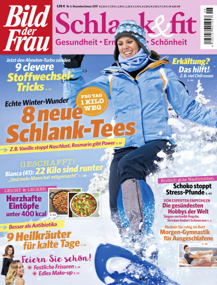 BILD der FRAU Schlank & Fit November 30, 2018 00:00