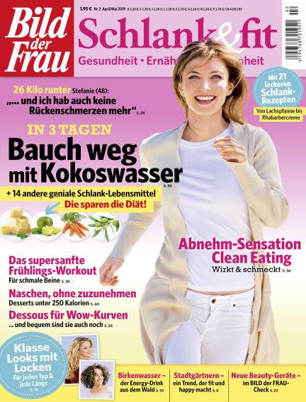 BILD der FRAU Schlank & Fit March 22, 2019 00:00