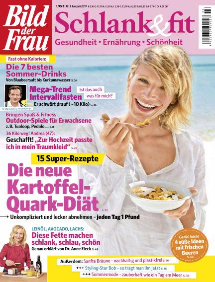 BILD der FRAU Schlank & Fit May 24, 2019 00:00