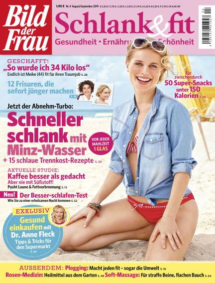 BILD der FRAU Schlank & Fit July 26, 2019 00:00