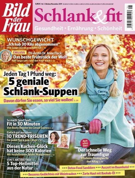 BILD der FRAU Schlank & Fit September 27, 2019 00:00