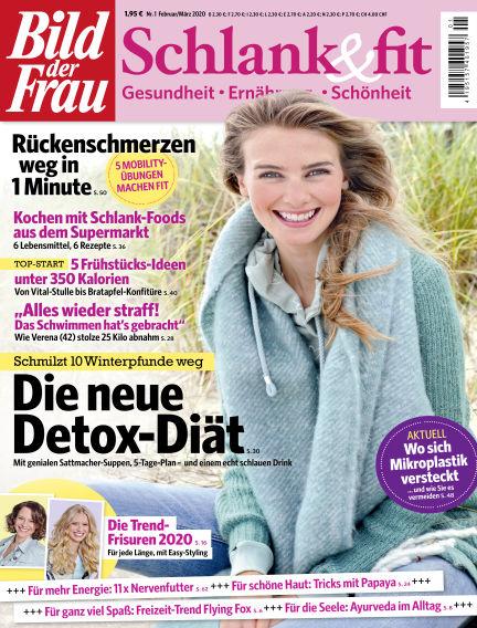 BILD der FRAU Schlank & Fit