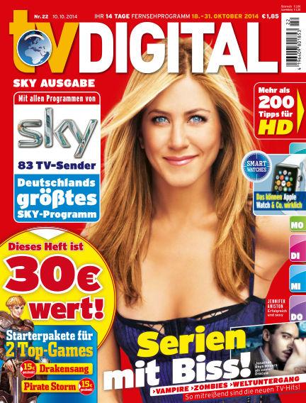 TV DIGITAL SKY October 10, 2014 00:00
