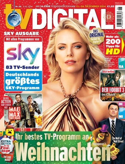 TV DIGITAL SKY December 05, 2014 00:00
