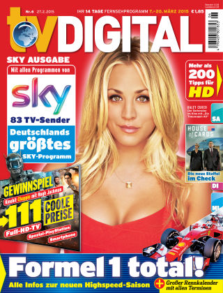 TV DIGITAL SKY NR.06 2015