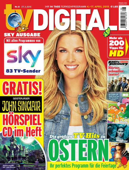 TV DIGITAL SKY March 27, 2015 00:00