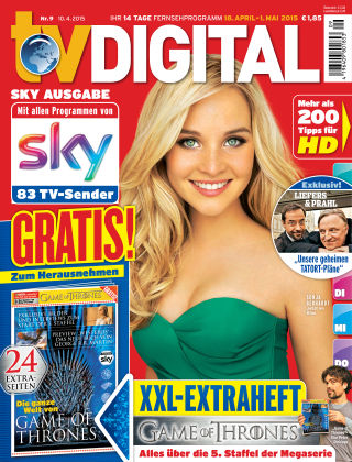 TV DIGITAL SKY NR.09 2015