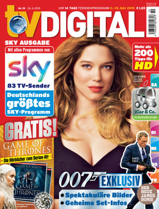 TV DIGITAL SKY NR.10 2015