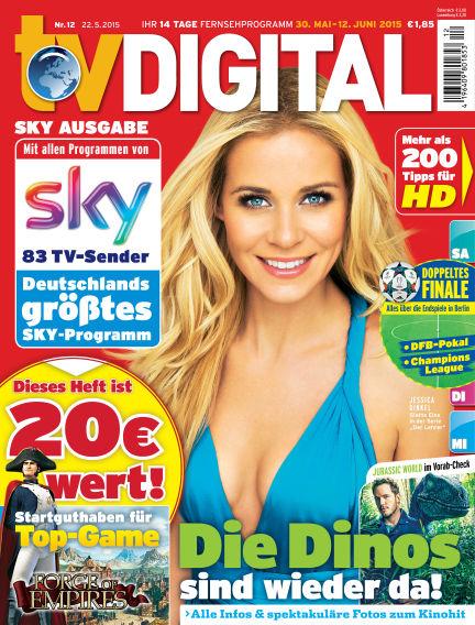 TV DIGITAL SKY May 22, 2015 00:00