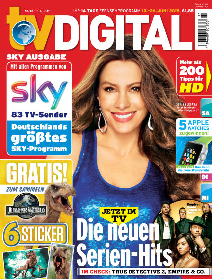 TV DIGITAL SKY June 05, 2015 00:00