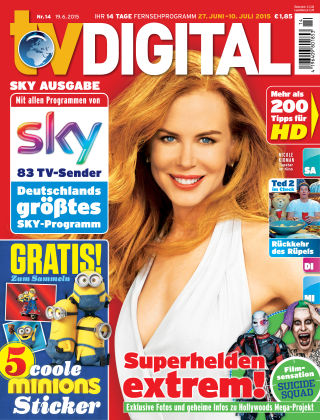 TV DIGITAL SKY NR.14 2015