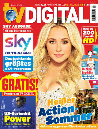TV DIGITAL SKY  NR.15 2015