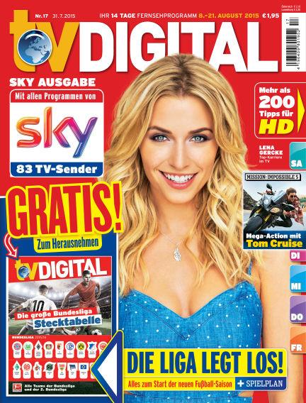 TV DIGITAL SKY July 31, 2015 00:00