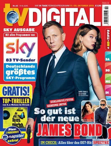 TV DIGITAL SKY October 09, 2015 00:00