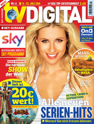 TV DIGITAL SKY 14