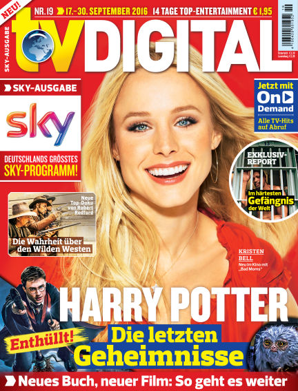 TV DIGITAL SKY September 09, 2016 00:00