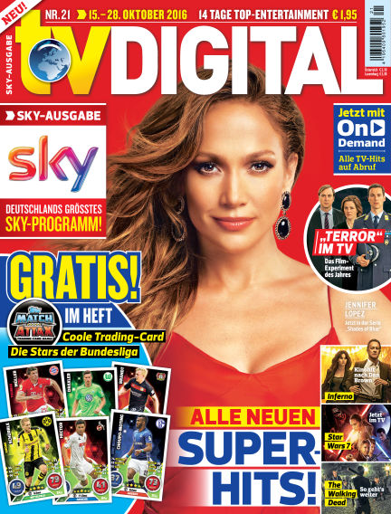 TV DIGITAL SKY October 07, 2016 00:00