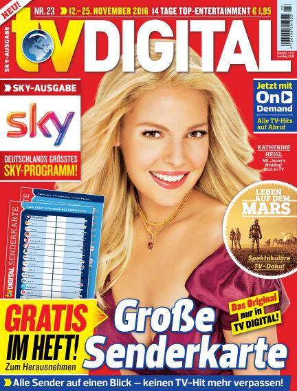 TV DIGITAL SKY November 04, 2016 00:00