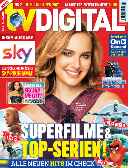 TV DIGITAL SKY January 13, 2017 00:00