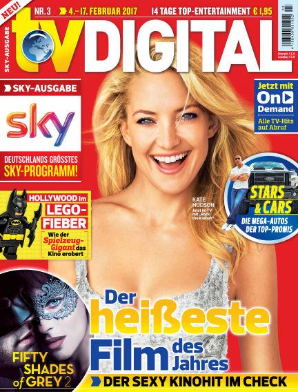 TV DIGITAL SKY January 27, 2017 00:00