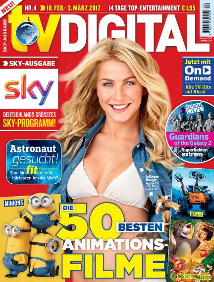 TV DIGITAL SKY February 10, 2017 00:00
