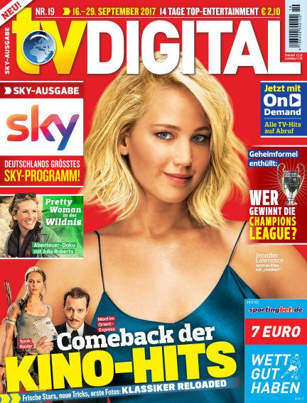 TV DIGITAL SKY September 08, 2017 00:00