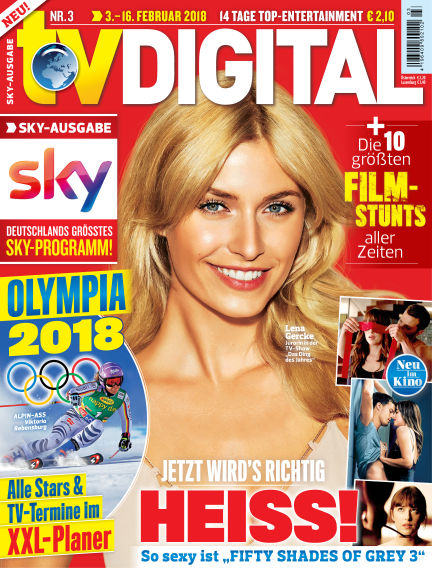TV DIGITAL SKY January 26, 2018 00:00