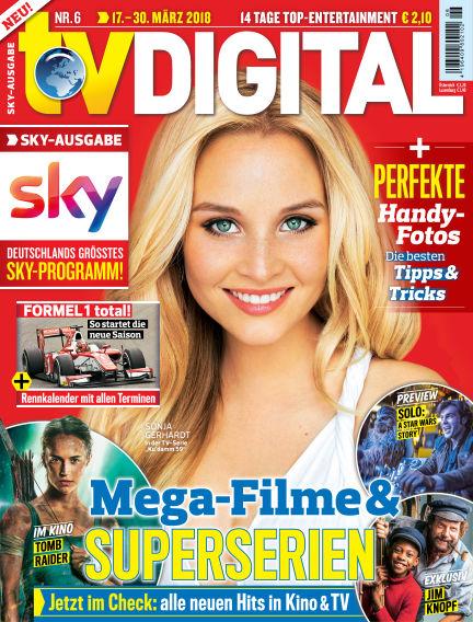 TV DIGITAL SKY March 09, 2018 00:00