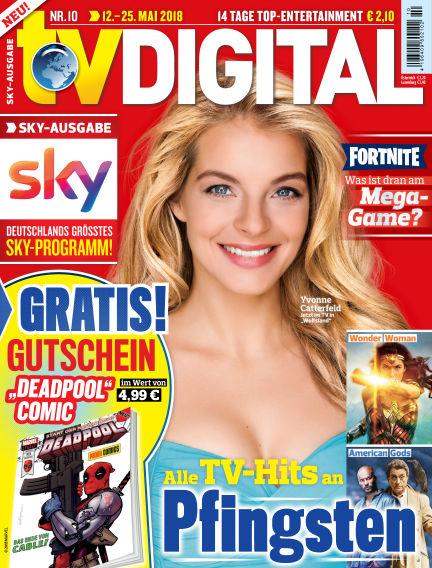 TV DIGITAL SKY May 04, 2018 00:00