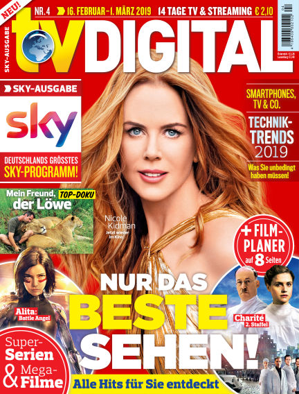 TV DIGITAL SKY February 08, 2019 00:00