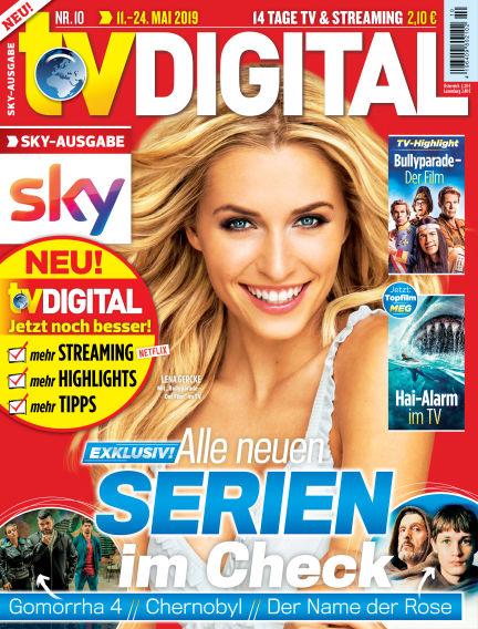 TV DIGITAL SKY May 03, 2019 00:00