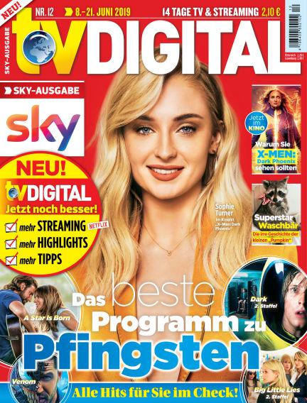 TV DIGITAL SKY May 31, 2019 00:00