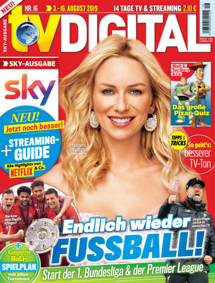 TV DIGITAL SKY July 26, 2019 00:00