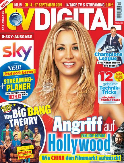 TV DIGITAL SKY September 06, 2019 00:00