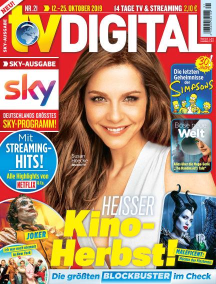 TV DIGITAL SKY October 04, 2019 00:00