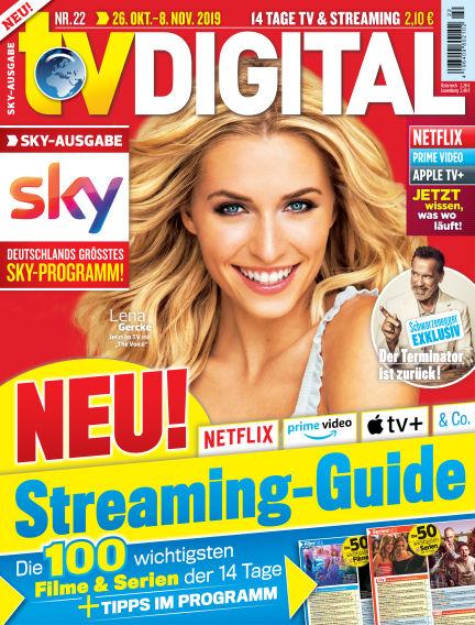 TV DIGITAL SKY October 18, 2019 00:00