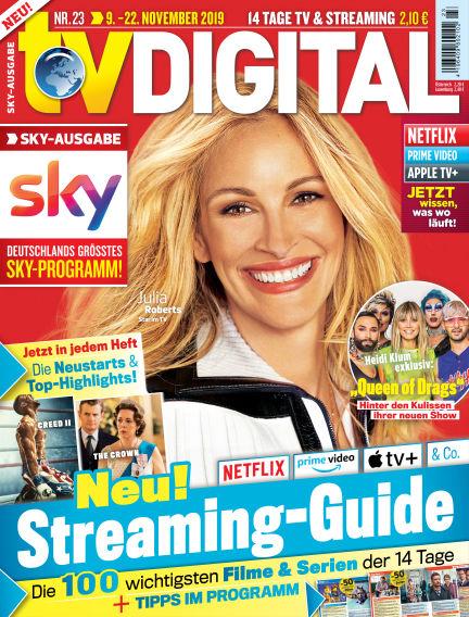 TV DIGITAL SKY October 31, 2019 00:00