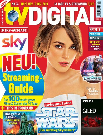 TV DIGITAL SKY November 15, 2019 00:00