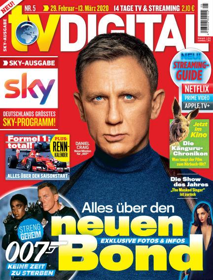 TV DIGITAL SKY February 21, 2020 00:00