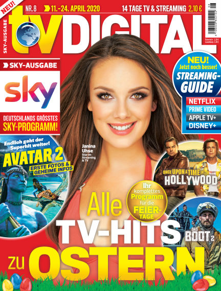 TV DIGITAL SKY April 03, 2020 00:00